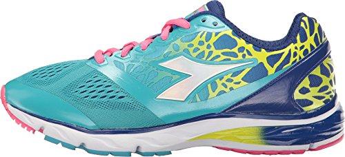 Running Donna Blushield Atoll Jogging Ul Azzurro Scarpa Diadora Scarpe W Sneaker Blue Mythos dp wCaSxq5