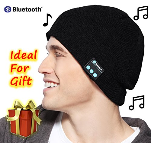 Bluetooth Beanie Hat Unique Awesome Gift for Man Woman boy G