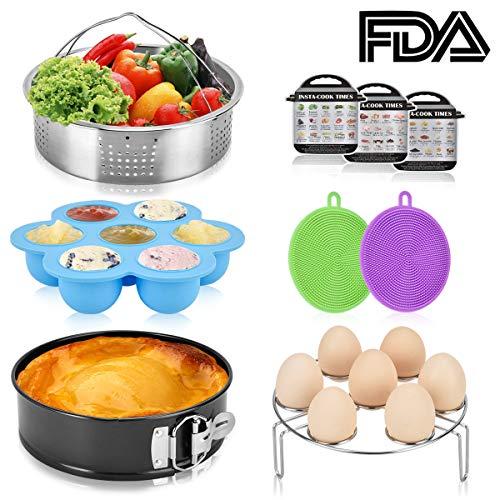 SPLF 9 Pcs Pressure Cooker Accessories Set, Compatible with