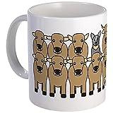 CafePress - ACD And Cattle Mug - Unique Coffee Mug, Coffee Cup