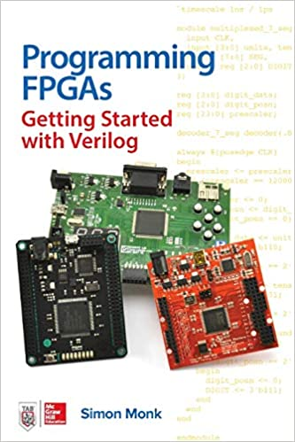 Programming FPGAs: Getting Started with Verilog (Tab): Amazon co uk