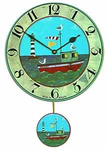 Roger Lascelles WDC/PEND/HENRY - Reloj de pared