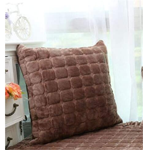Groovy Dmxj Plush Window Seat Cushions Indoor Non Slip Bay Window Pad Bay Window Cushion Solid Color Thickened Balconies Mat Machine Washable C Dailytribune Chair Design For Home Dailytribuneorg