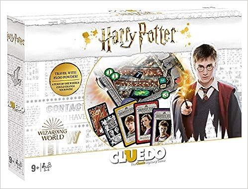 Harry Potter Cluedo Board Game: Amazon.es: Libros en idiomas extranjeros