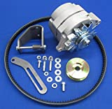 1 Wire Deluxe Alternator Kit Fits Lincoln Sa 200 250 Redface Shorthood W/ 5/8''