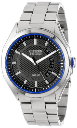 Citizen Men s Drive from Citizen Eco-Drive HTM 2.0 Stainless Steel Watch