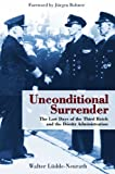 Unconditional Surrender, Neurath Walter Ludde, 1591148944