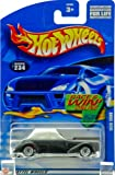 #2001-234 1936 Cord Collectible Collector Car Mattel Hot Wheels 1:64 Scale