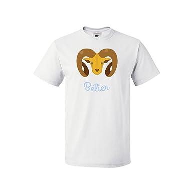 fb51d8a06cb60 Mygoodprice T-Shirt col Rond Enfant bélier  Amazon.fr  Vêtements et ...