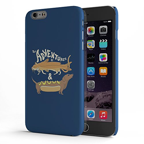 Koveru Back Cover Case for Apple iPhone 6 Plus - The Adventure