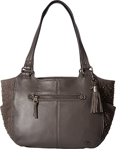 The Sak Women's Kendra Satchel Slate Multi Studs One Size by The Sak