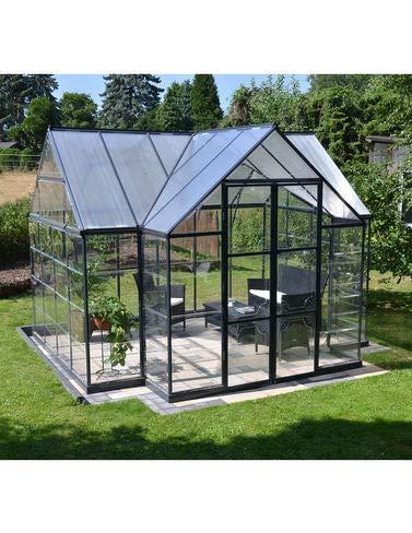 Gardener's Supply Company Victory Orangery Greenhouse
