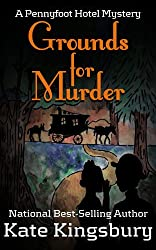 Grounds for Murder (Pennyfoot Hotel Mystery Book 6)