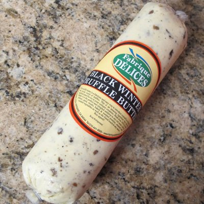 Black Winter Truffle Butter - 16 oz log (Pack of 4) by Fabrique Delices (Image #1)