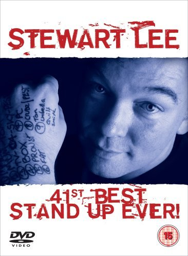 Stewart Lee 41st Best Stand Up Ever [UK import, region 2 PAL format]