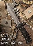 SOG Fixed Blade Knives - Seal Pup Tactical Knife