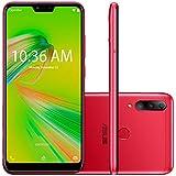Smartphone, ASUS,Zenfone Max Shot, ZB634KL-4C007BR, 64GB, 6.2'', Vermelho