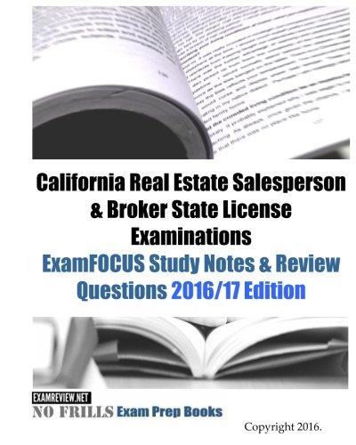 real estate salesperson ca - 5