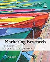 Marketing Research, Global Edition, 8th Edition Front Cover