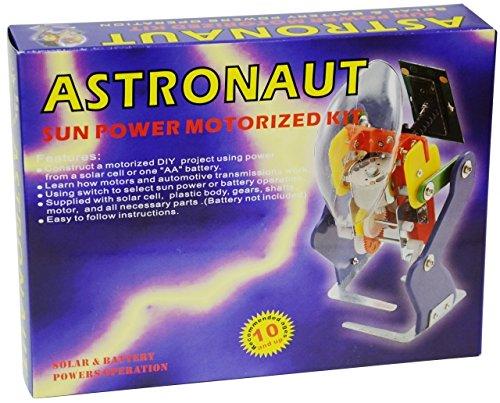 Elenco 21-665, Solar Astronaut Kit, 15 Kits
