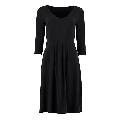 Georgina Dress Black 10 Amazon Clothing