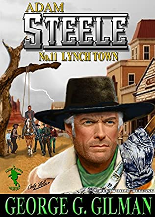 book cover of Lynch Town