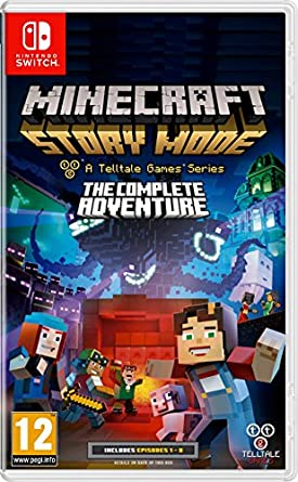 Minecraft: Story Mode - The Complete Adventure: Amazon.es ...