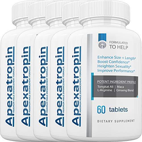 Apexatropin - Maximum Male Enhancement Formulas (5 Month Supply)