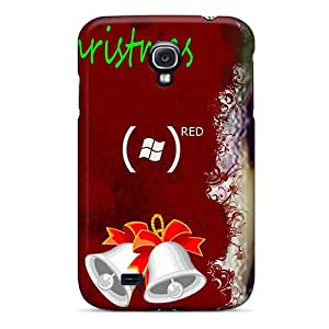 Meryy Christmas Case Compatible With Galaxy S4/ Hot Protection Case