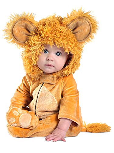Princess Paradise Baby Anne Geddes Leo The Lion Deluxe, As As Shown 0 to 6 Months ()