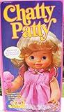 Vintage Chatty Patty doll Mattel
