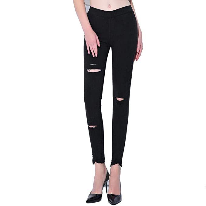 Amazon.com: Pantalones de yoga de cintura alta para mujer ...