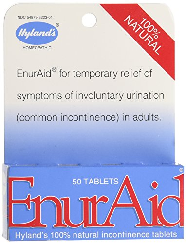 Hylands EnurAid Symptomatic Involuntary Urination product image