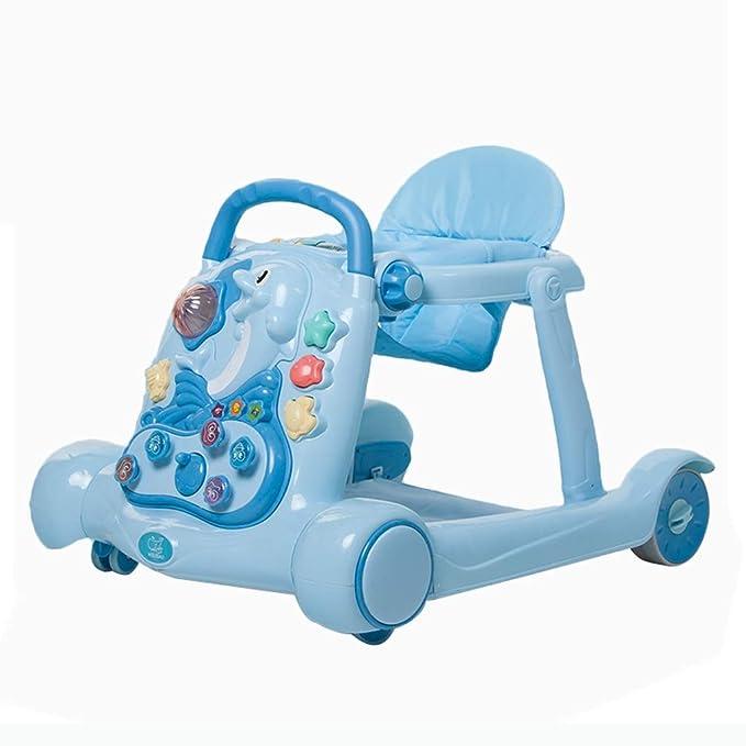Moolo Andadores Baby Walker, aprendiendo Primeros Pasos 2 en 1 ...