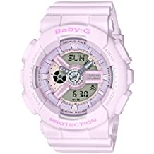 CASIO Baby-G Pink Bouquet Series BA-110-4A2JF WOMENS JAPAN IMPORT