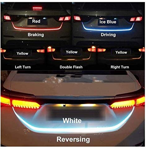 QAWACHH® Universal 60 Led Car Warning LED Strip Light (Dicky Light)