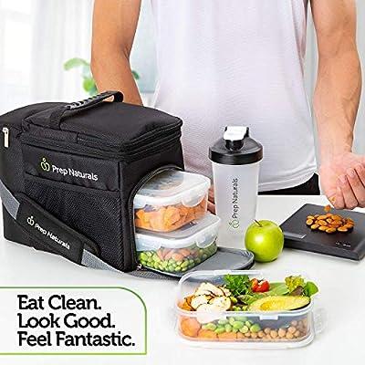 Bolsa térmica para llevar almuerzo - Bolsa de almuerzo aislada ...