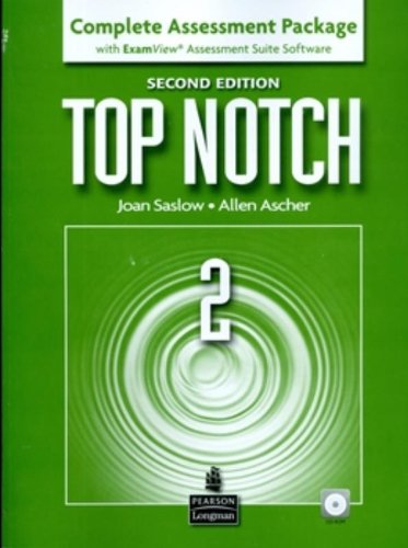 Top Notch 2: Complete Assessment Package with ExamView Assessment Suite Software, 2nd Edition (Suite Complete Package)