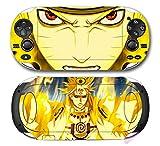 Custom Anime naruto Ps Vita 2000 decal Uzumaki Naruto Psv2000 Design Decorative Protector Skin Decal & Itachi Uchiha Psv2000 Decal & Uchiha Sasuke PSVita 2000 skin