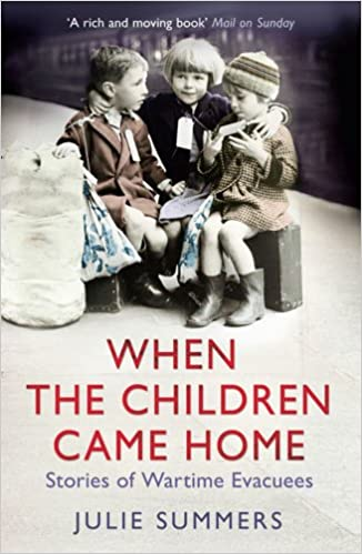 When The Children Came Home Julie Summers 9781847398765 Amazon