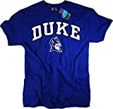 Duke Shirt T-Shirt Blue Devils Basketball Jersey University Mens Womens Apparel (Medium)
