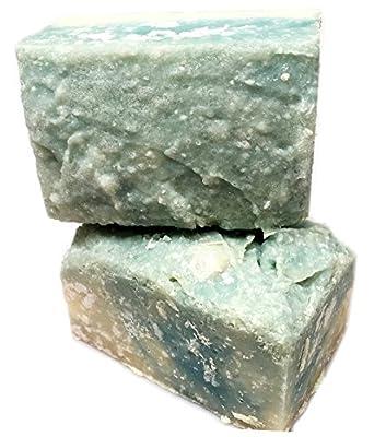 Dead Sea Salt Lover Soap, Cold Process All Natural