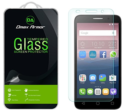 Tempered Glass Screen Protector for Alcatel Pop 3 5.0 - 6