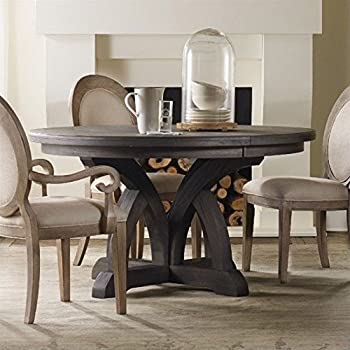 Amazoncom Hooker Furniture Corsica Round Dining Table with 18