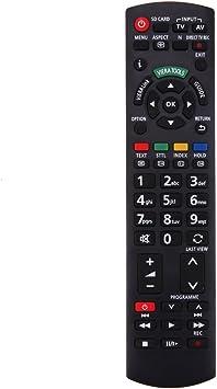 Reemplazo del Control Remoto para Panasonic LCD/LED/HDTV ...