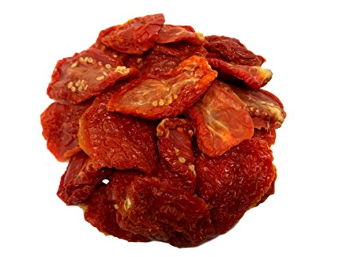 Natural Sun Dried Tomatoes - NUTS U.S. - Sun-Dried Tomatoes, Unsalted, Natural !!! (Unsalted 5 LBS)