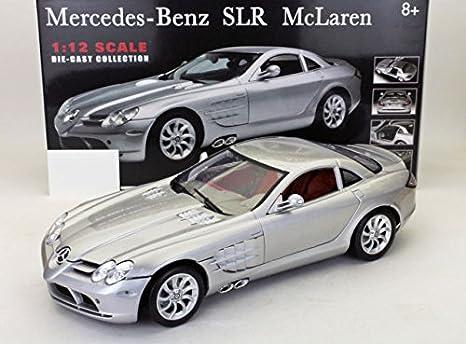 Buy Motor Max 1 12 Mercedes Benz Slr Mclaren Online At Low Prices In