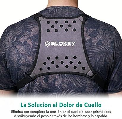 Slokey Arnés de Sujeción para Prismáticos – El Mejor Accesorio ...