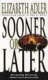 Sooner or Later, Elizabeth A. Adler, 0440224659