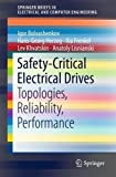 img - for Safety-Critical Electrical Drives: Topologies, Reliability, Performance (SpringerBriefs in Electrical and Computer Engineering) book / textbook / text book
